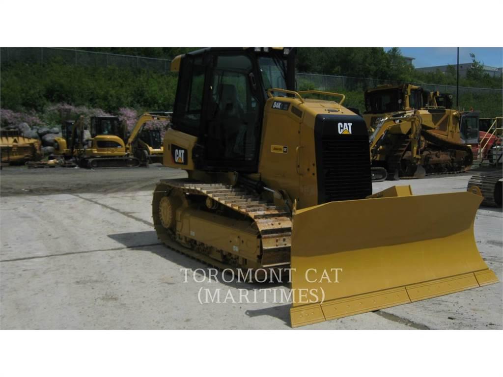 Caterpillar D4K2XL, Buldozere, Constructii