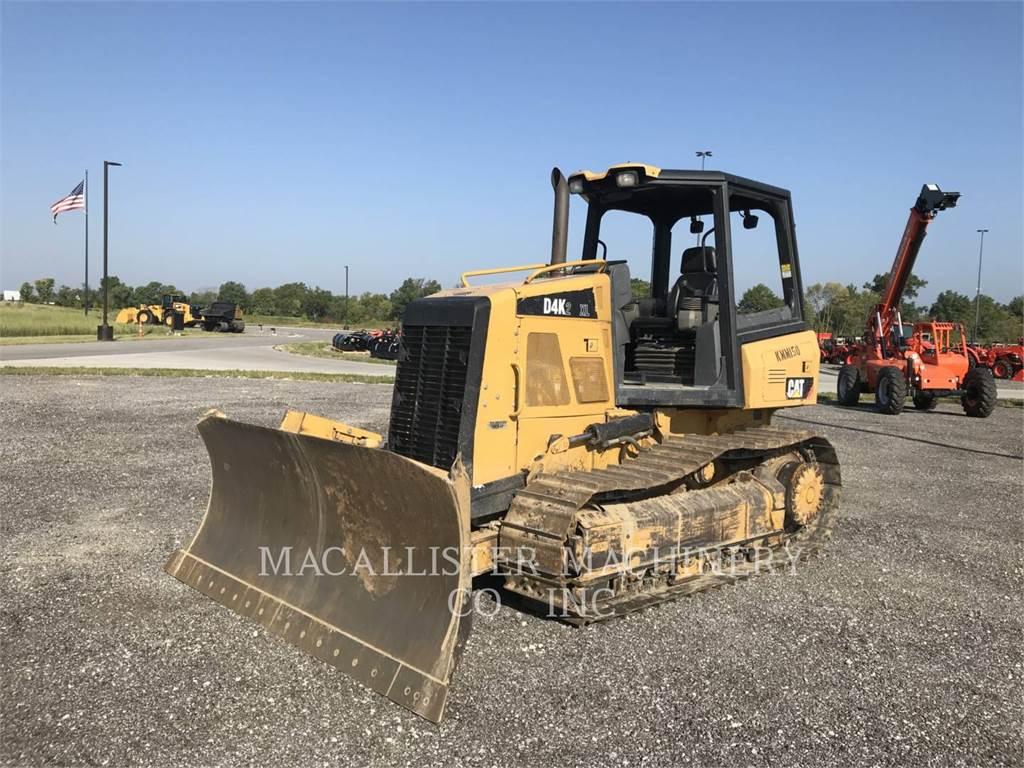 Caterpillar D4K2XL, Dozers, Construction