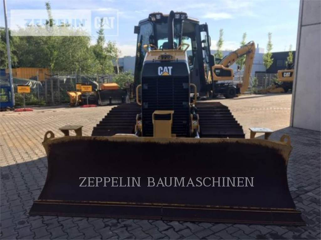 Caterpillar D4KM, Dozers, Construction