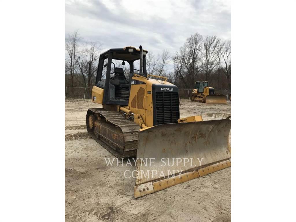 Caterpillar D4KXL、推土机、建筑设备