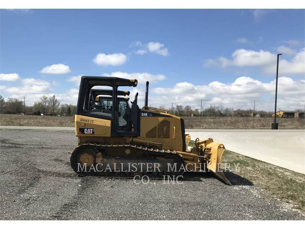 Caterpillar D4KXL, Planierraupen, Bau-Und Bergbauausrüstung