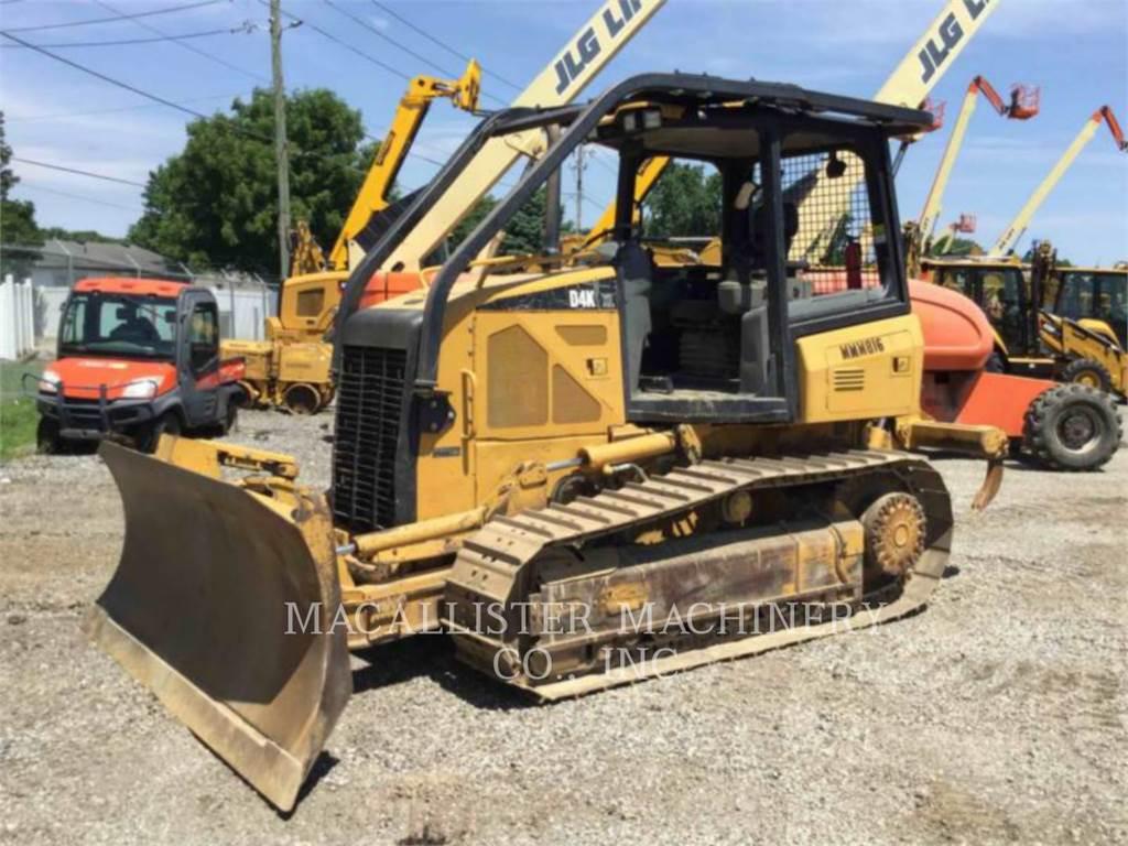 Caterpillar D4KXL, Dozers, Construction