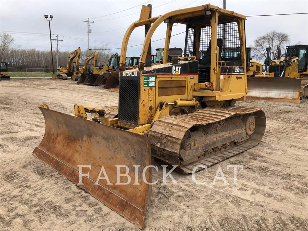 Caterpillar D5CLGP, Dozers, Construction