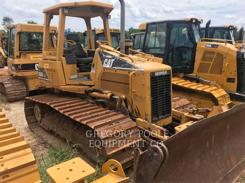 Caterpillar D5G LGP, Bulldozer, Équipement De Construction