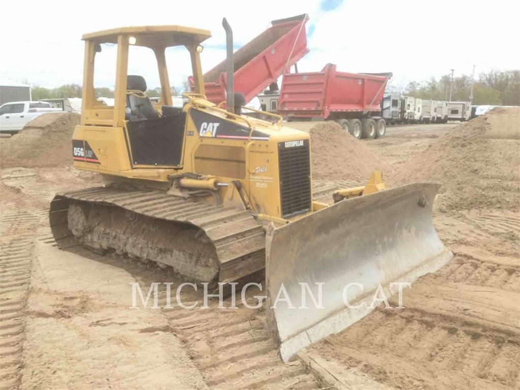 Caterpillar D5GLGP, Dozers, Construction