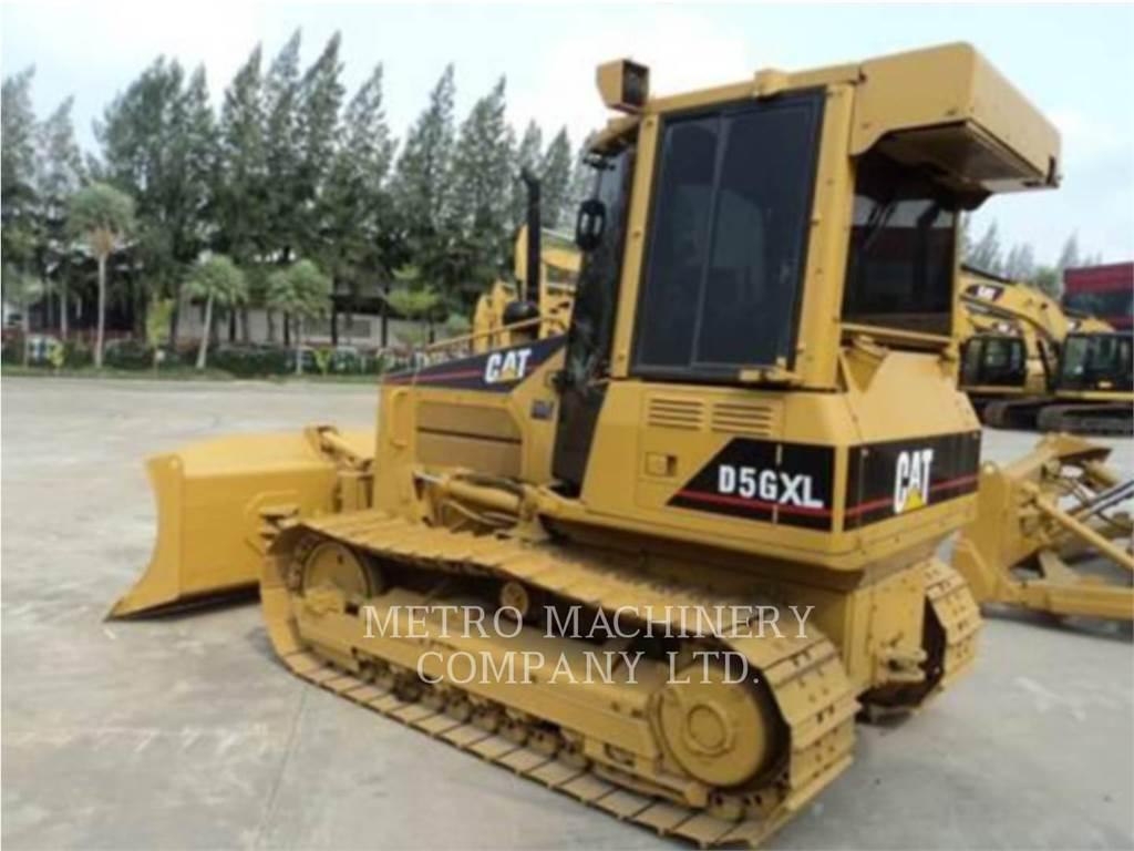 Caterpillar D5GXL, Dozers, Construction