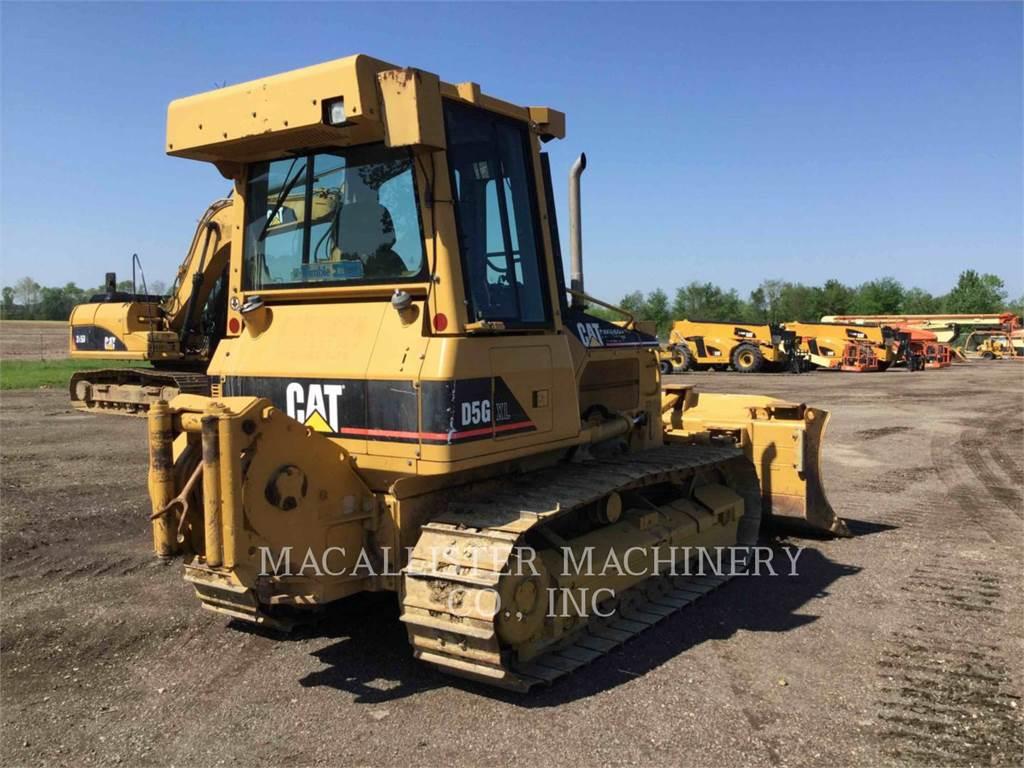 Caterpillar D5GXL, Bulldozers, Attrezzature Da Costruzione