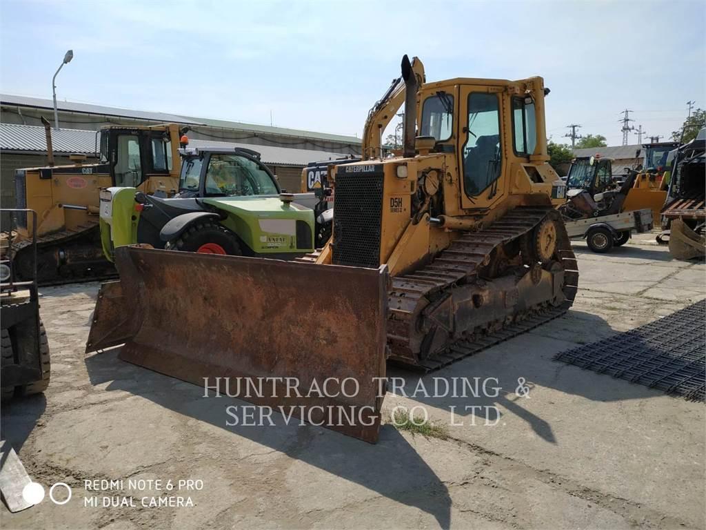 Caterpillar D5HII, Dozers, Construction