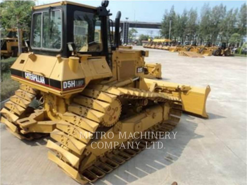 Caterpillar D5HIILGP, Spycharki, Sprzęt budowlany