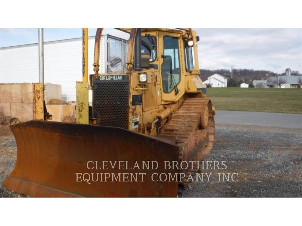 Caterpillar D5HIIXL, Dozers, Construction