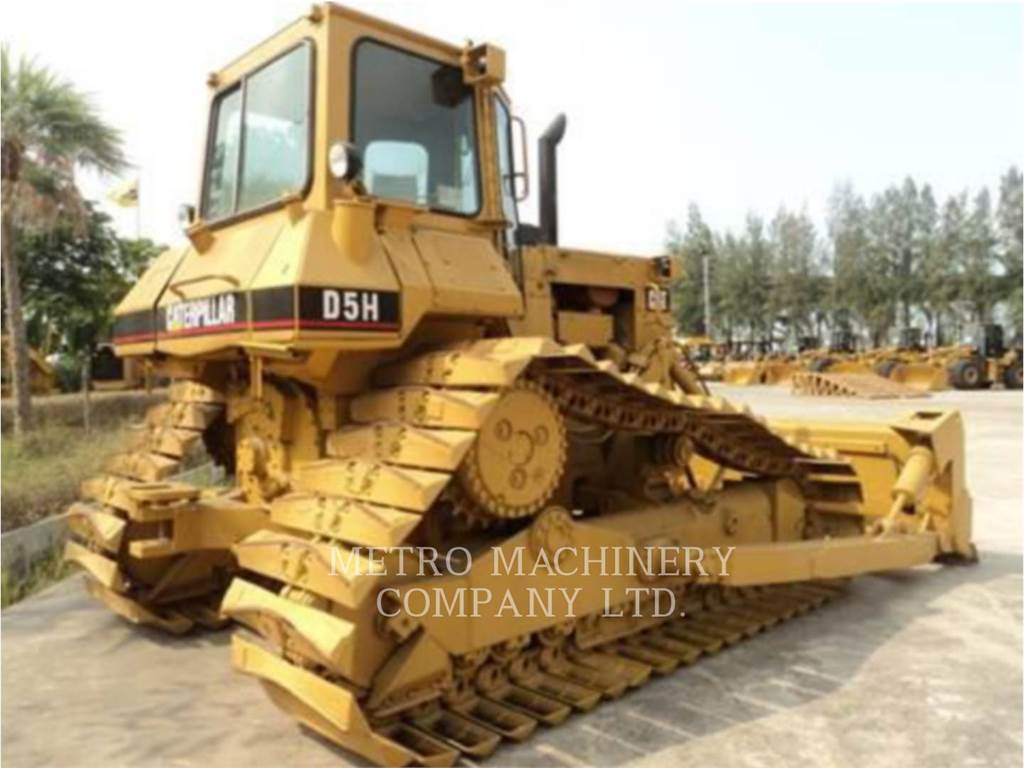 Caterpillar D5HLGP, Dozers, Construction