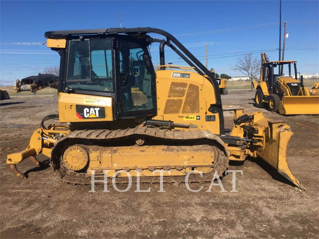 Caterpillar D5K LGPCAB, Dozers, Construction