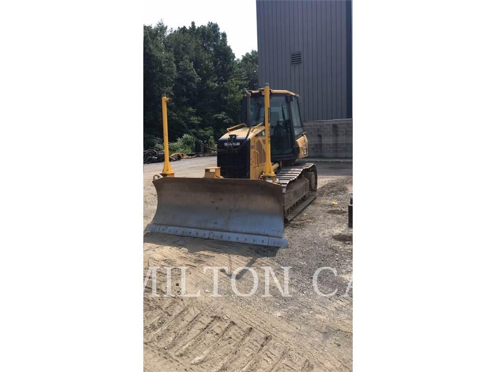 Caterpillar D5K XL, Bulldozer, Équipement De Construction