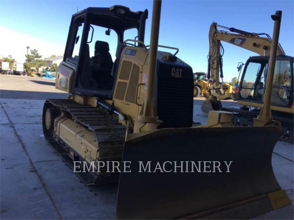 Caterpillar D5K2, Bulldozer, Équipement De Construction