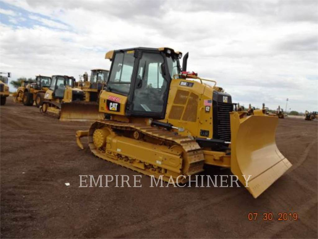 Caterpillar D5K2 CA, Bulldozer, Équipement De Construction