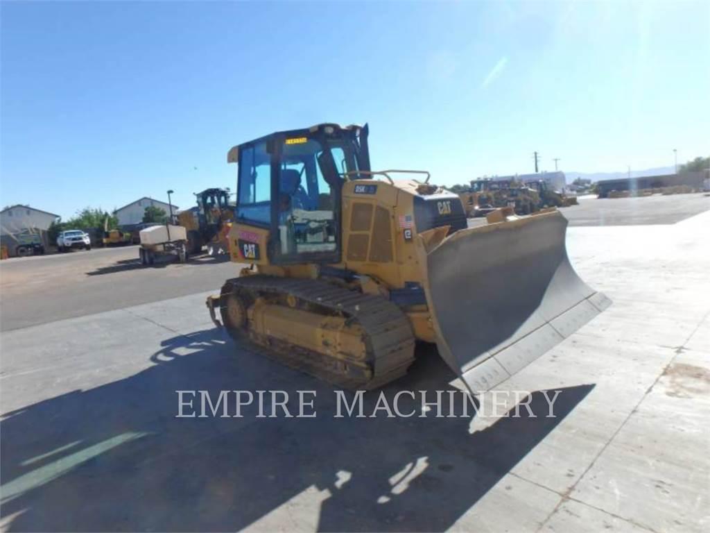 Caterpillar D5K2 CA, Bulldozer, Équipement De Construction