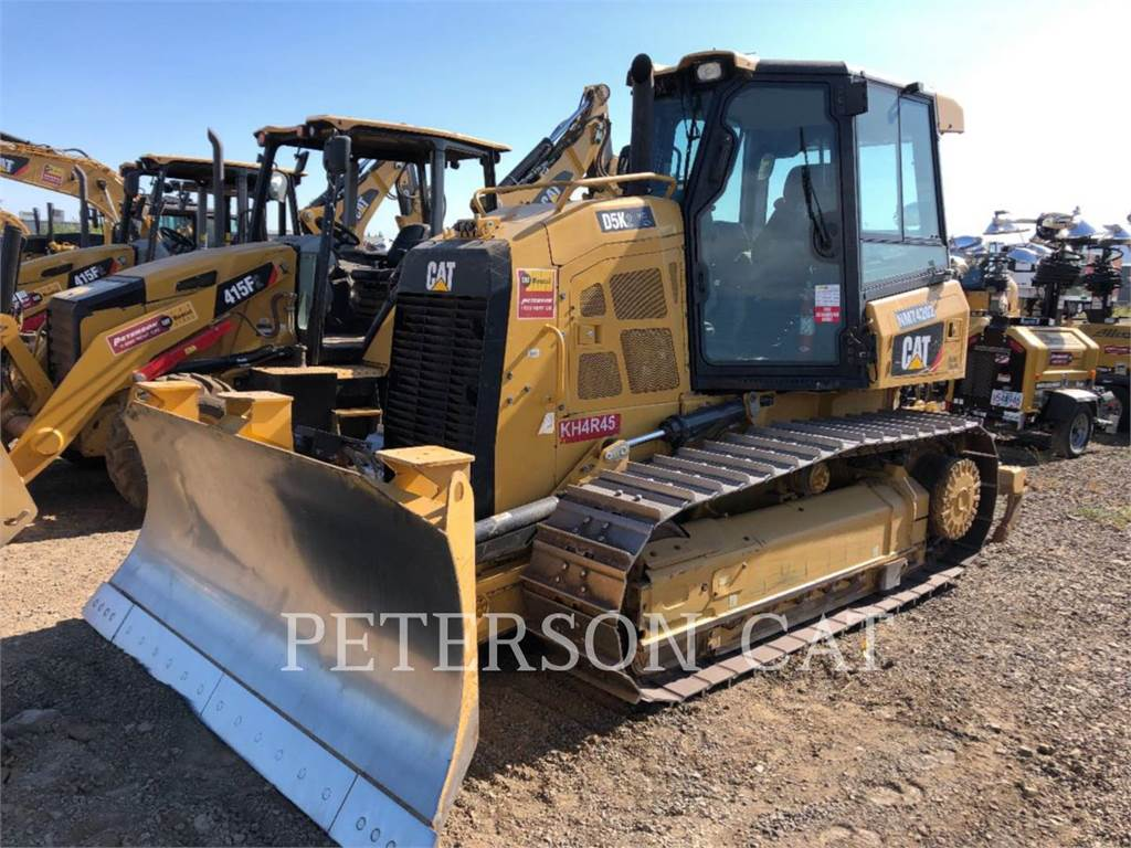 Caterpillar D5K2 CAB, Dozers, Construction