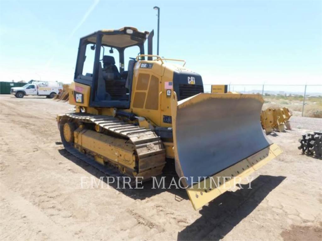 Caterpillar D5K2, Planierraupen, Bau-Und Bergbauausrüstung