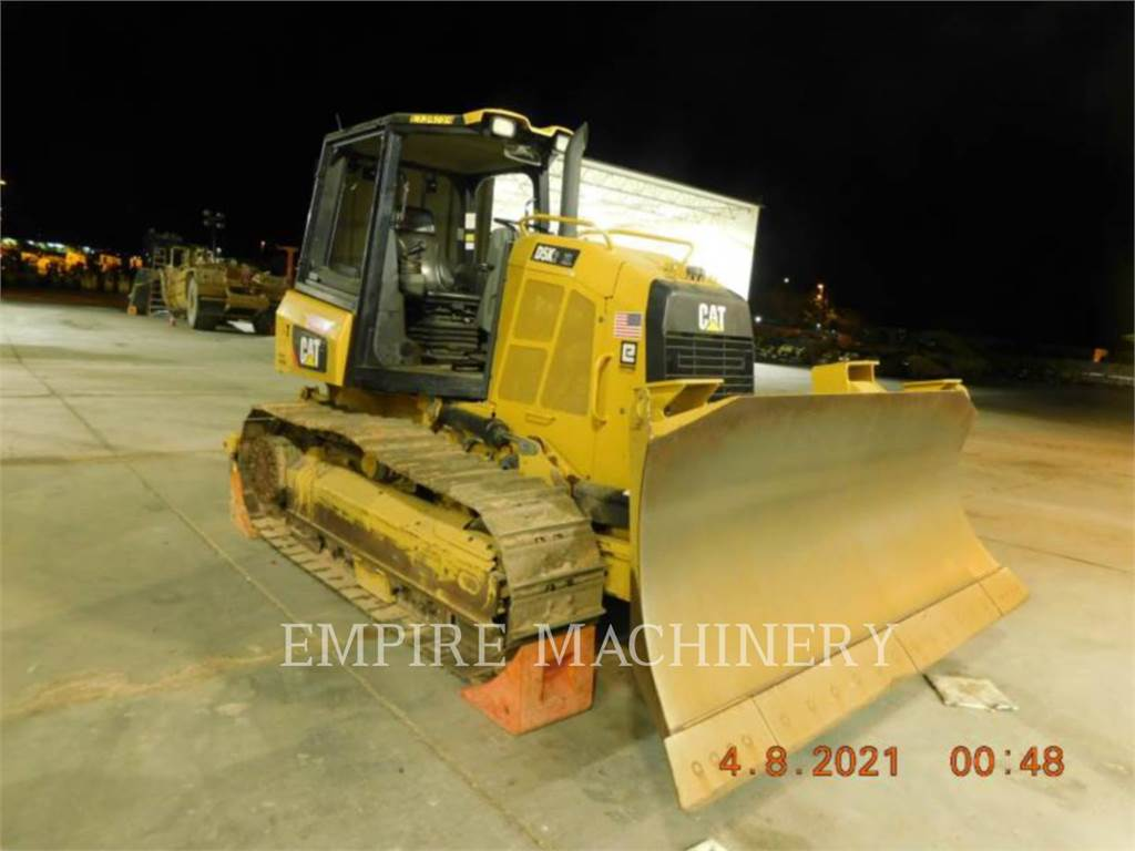 Caterpillar D5K2, Bulldozer, Équipement De Construction