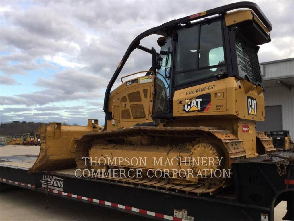 Caterpillar D5K2 LGP, Buldozere, Constructii