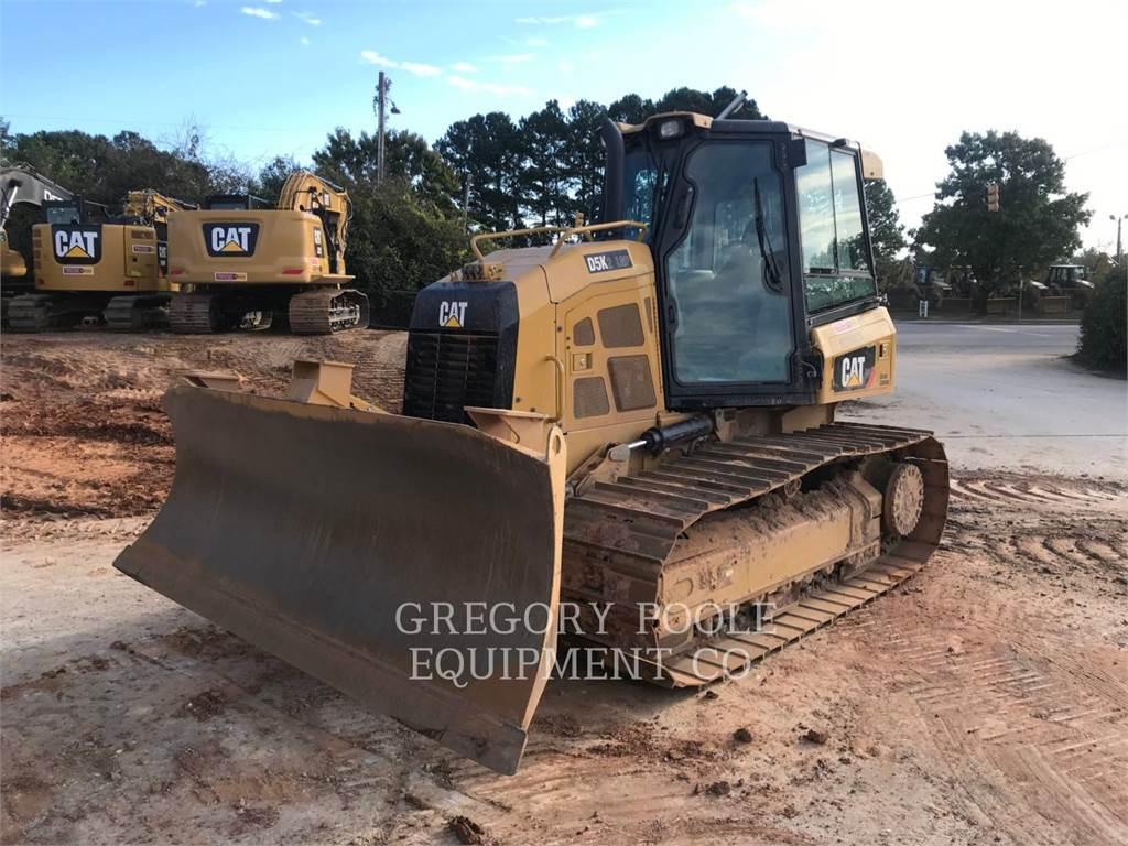 Caterpillar D5K2 LGP, Bulldozers, Construcción