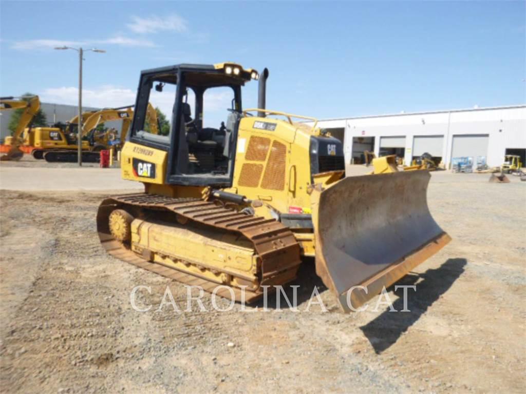 Caterpillar D5K2 LGP, Dozers, Construction