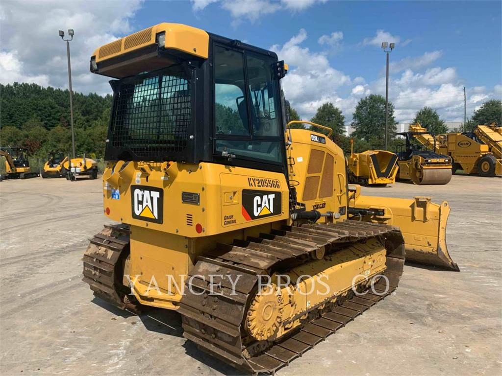 Caterpillar D5K2 LGPAC, Bouteurs sur chenilles, Équipement De Construction