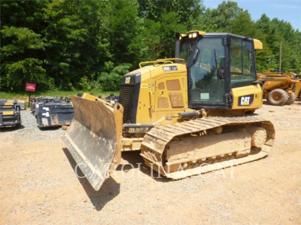 Caterpillar D5K2 LGPCB, Planierraupen, Bau-Und Bergbauausrüstung