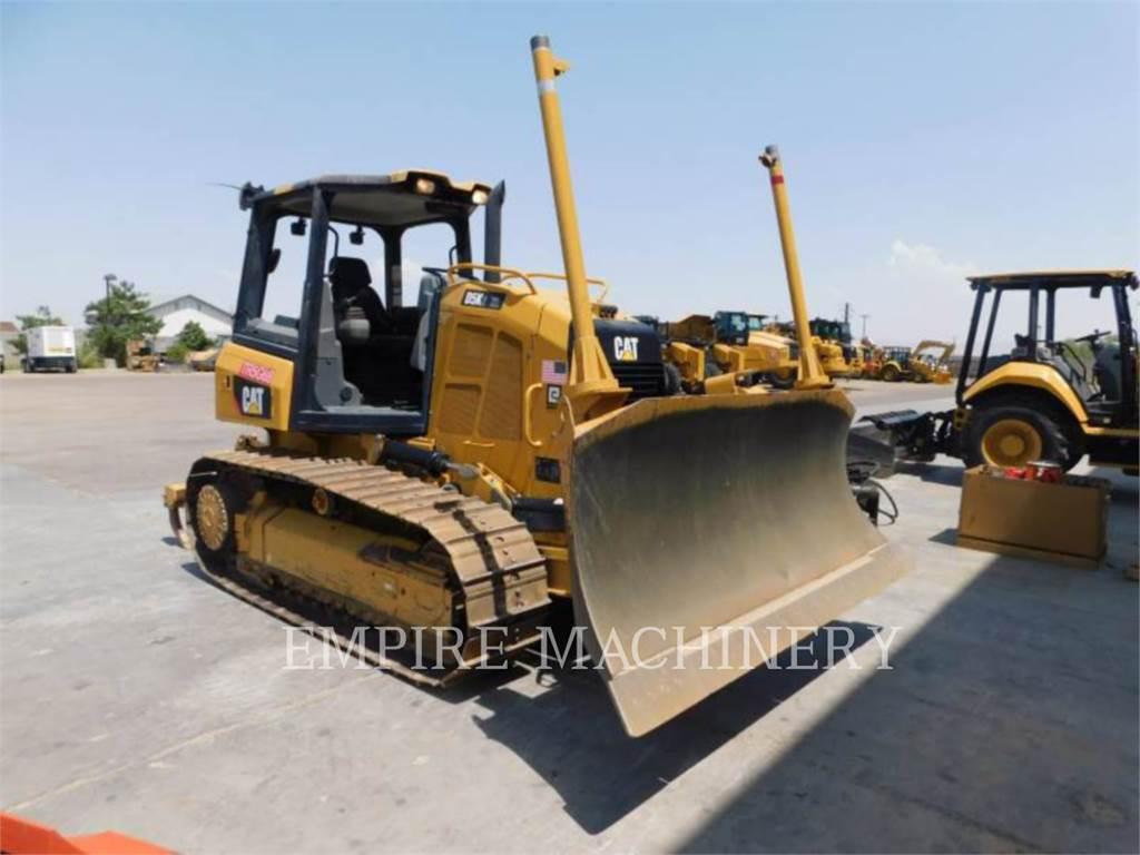 Caterpillar D5K2 ST, Buldozere, Constructii