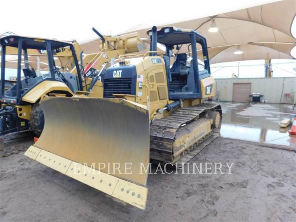 Caterpillar D5K2 ST, Crawler dozers, Construction