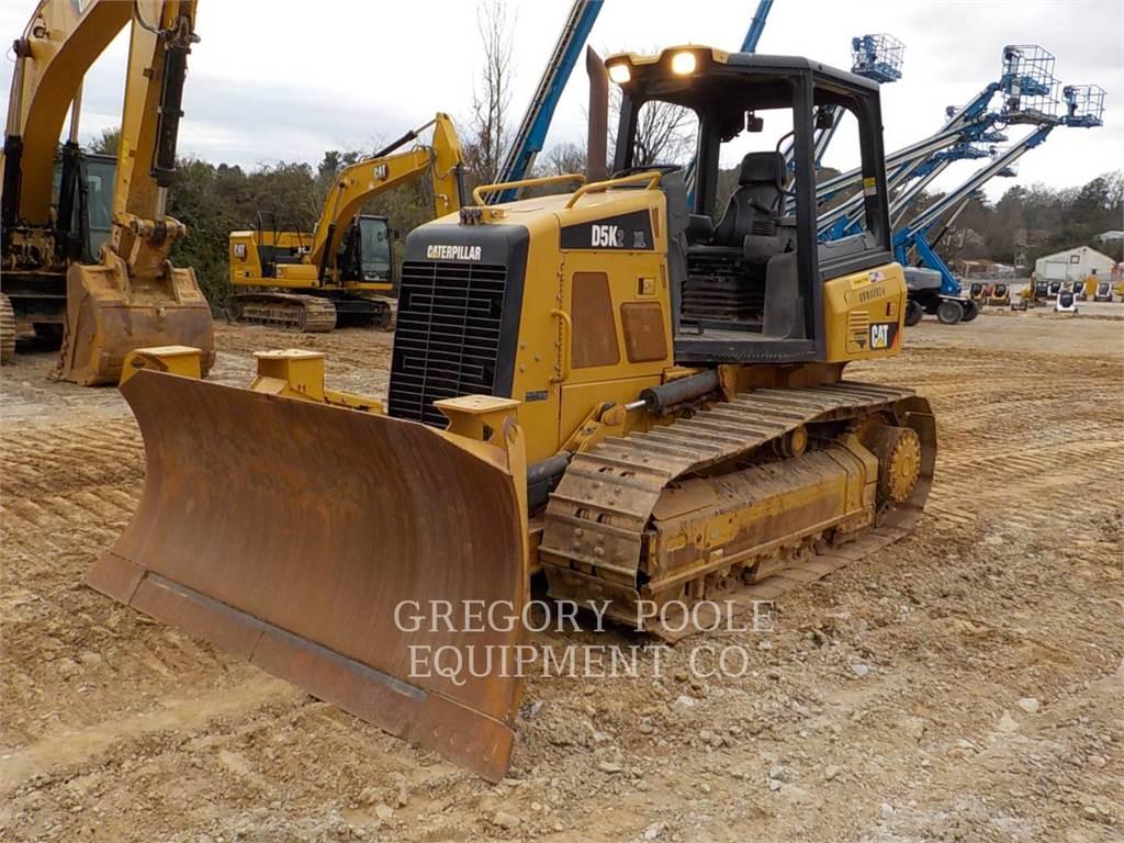 Caterpillar D5K2 XL, Dozers, Construction