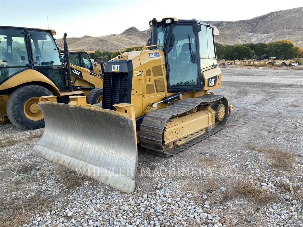 Caterpillar D5K2 XL AR, Crawler dozers, Construction