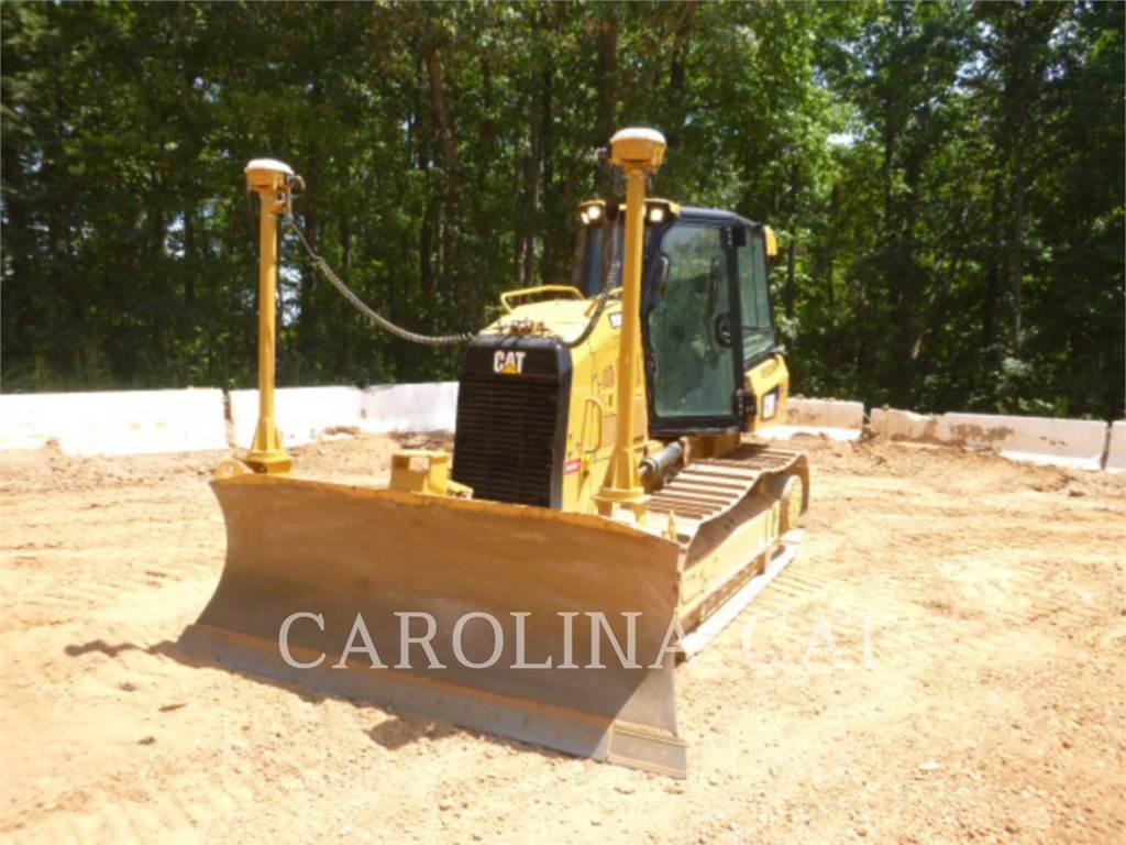 Caterpillar D5K2 XL CB, Bulldozer, Équipement De Construction