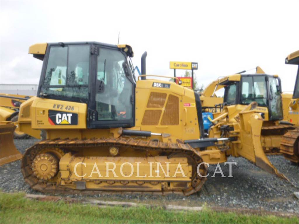 Caterpillar D5K2 XL CB, Bulldozers, Construcción