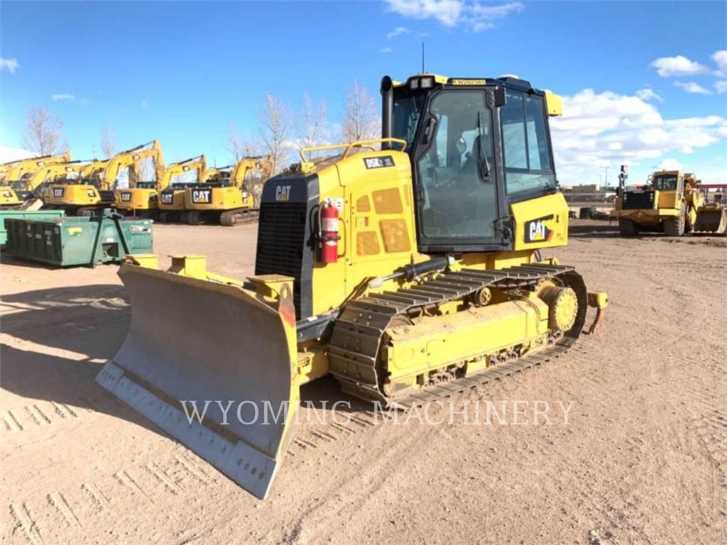 Caterpillar D5K2 XLCGC, Crawler dozers, Construction