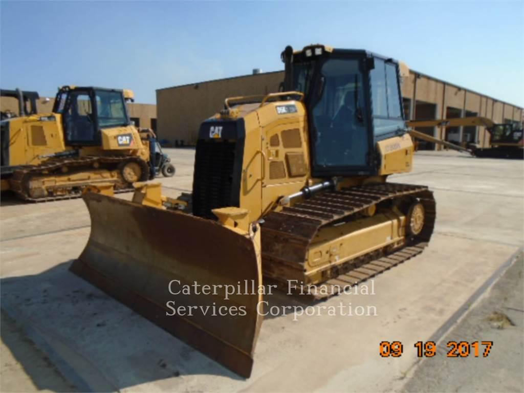 Caterpillar D5K2LGP, Spycharki, Sprzęt budowlany