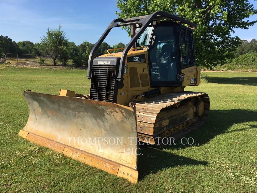 Caterpillar D5K2LGP, Planierraupen, Bau-Und Bergbauausrüstung