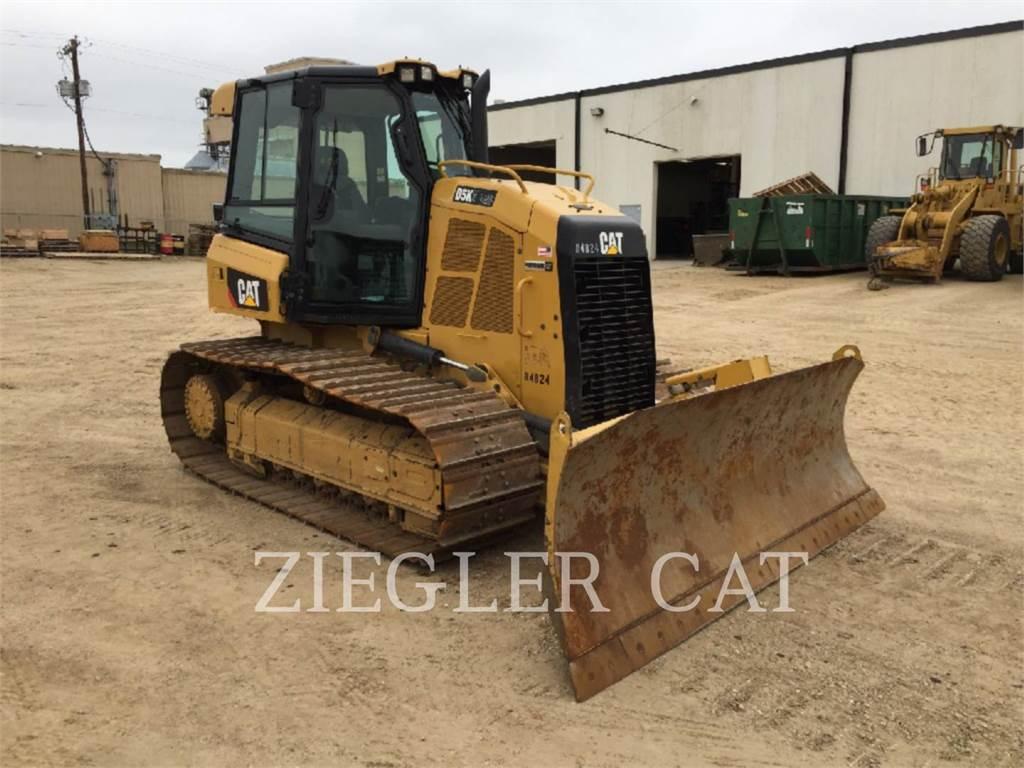 Caterpillar D5K2LGP, Bulldozers, Attrezzature Da Costruzione