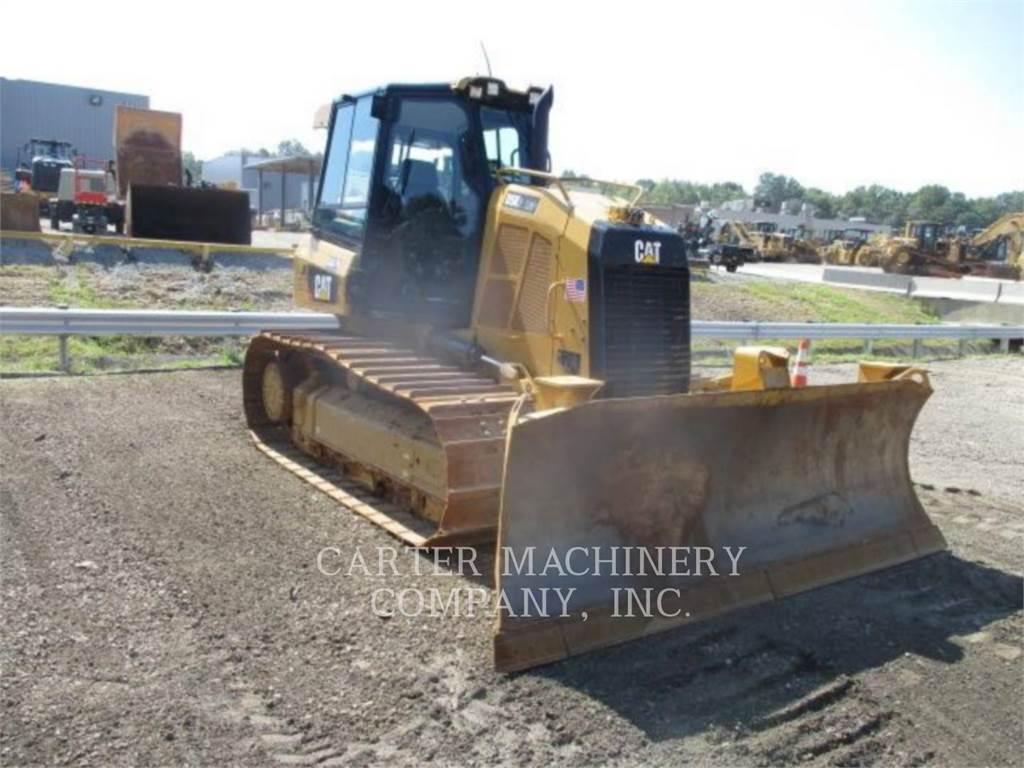 Caterpillar D5K2LGP AC, Planierraupen, Bau-Und Bergbauausrüstung