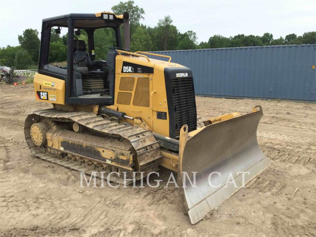 Caterpillar D5K2X, Dozers, Construction