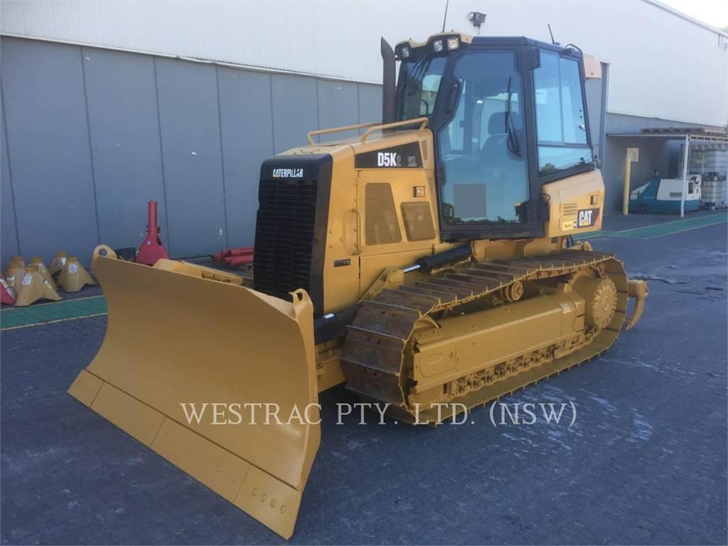 Caterpillar D5K2XL, Bulldozer, Équipement De Construction