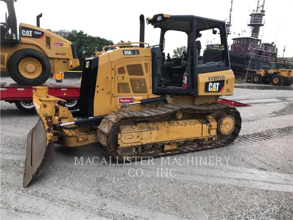 Caterpillar D5K2XL, Bulldozer, Attrezzature Da Costruzione