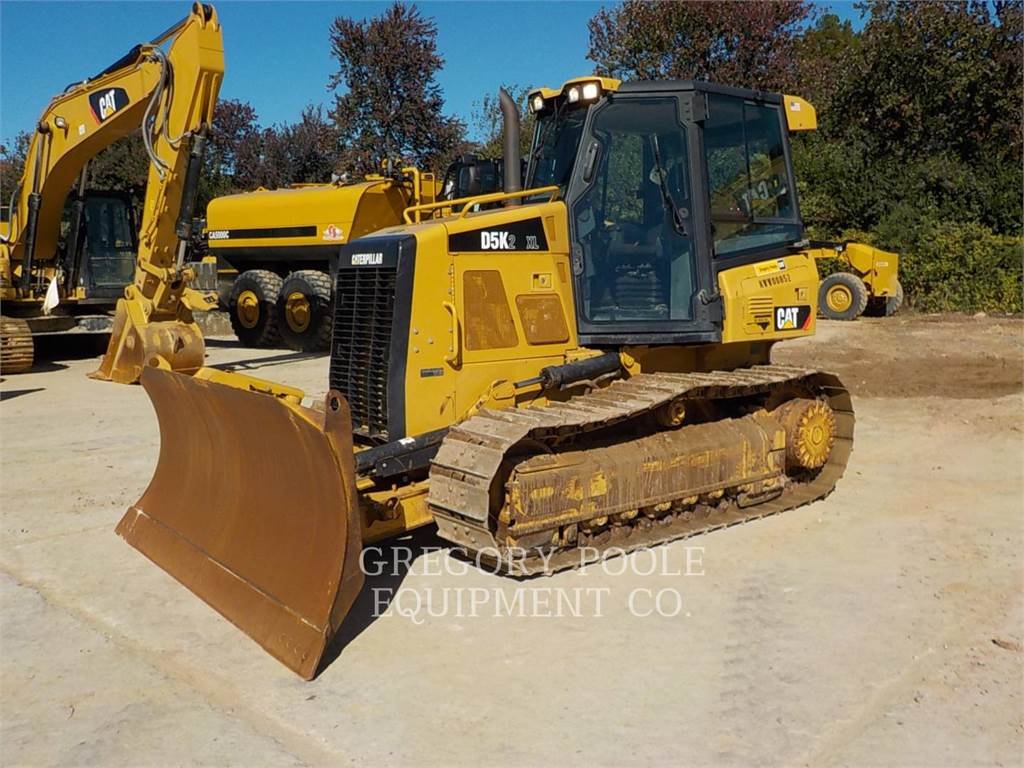 Caterpillar D5K2XL, Bulldozer, Équipement De Construction