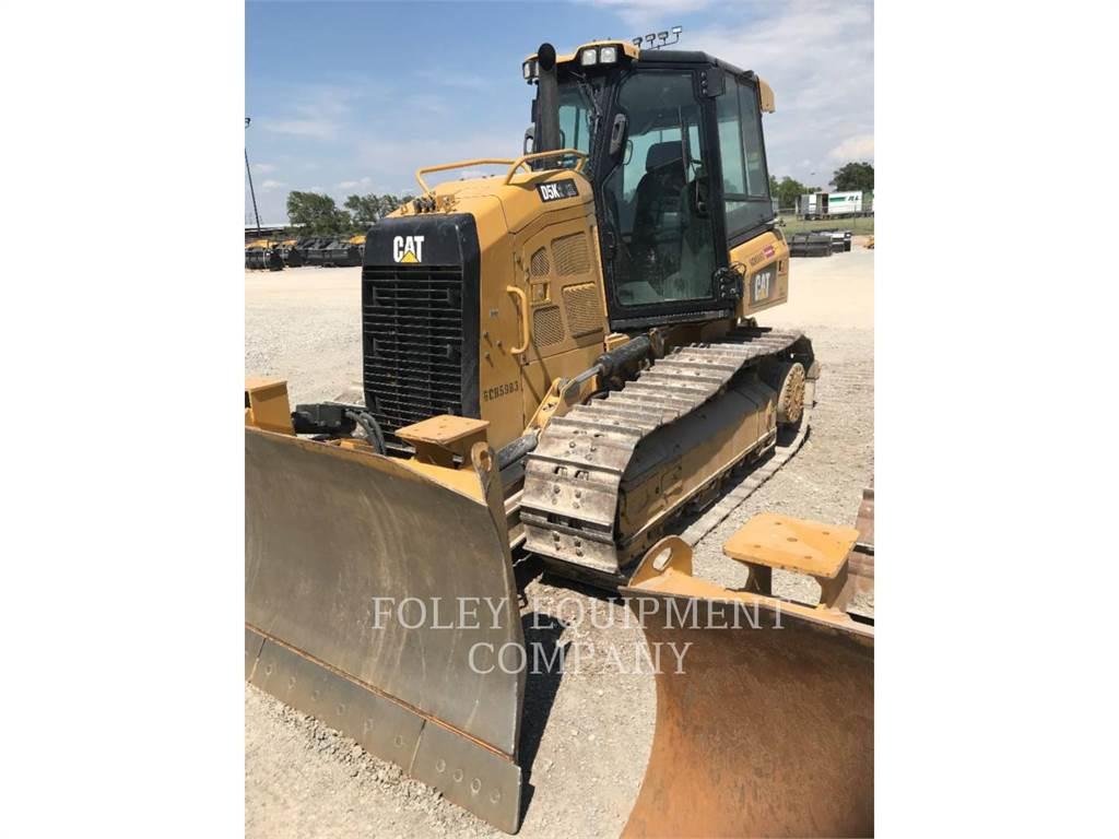 Caterpillar D5K2XLA, Bulldozer, Équipement De Construction