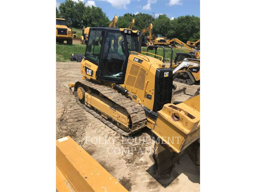 Caterpillar D5K2XLA, Bulldozers, Bouw