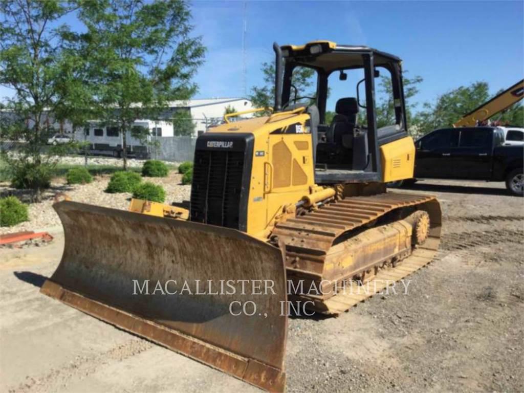 Caterpillar D5KLGP, Spycharki, Sprzęt budowlany