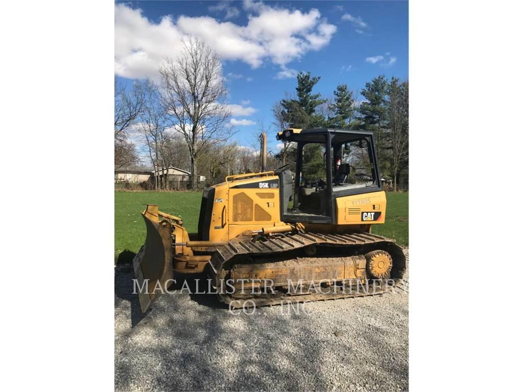 Caterpillar D5KLGP, Bulldozer, Équipement De Construction