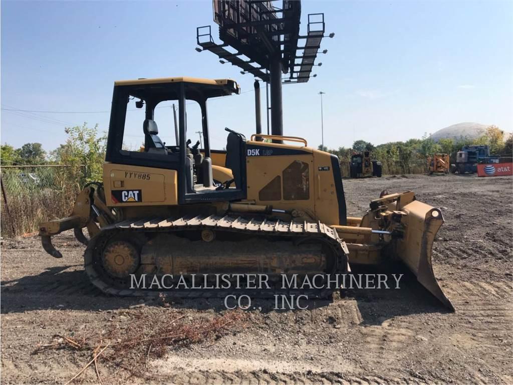 Caterpillar D5KLGP, Bulldozers, Construcción