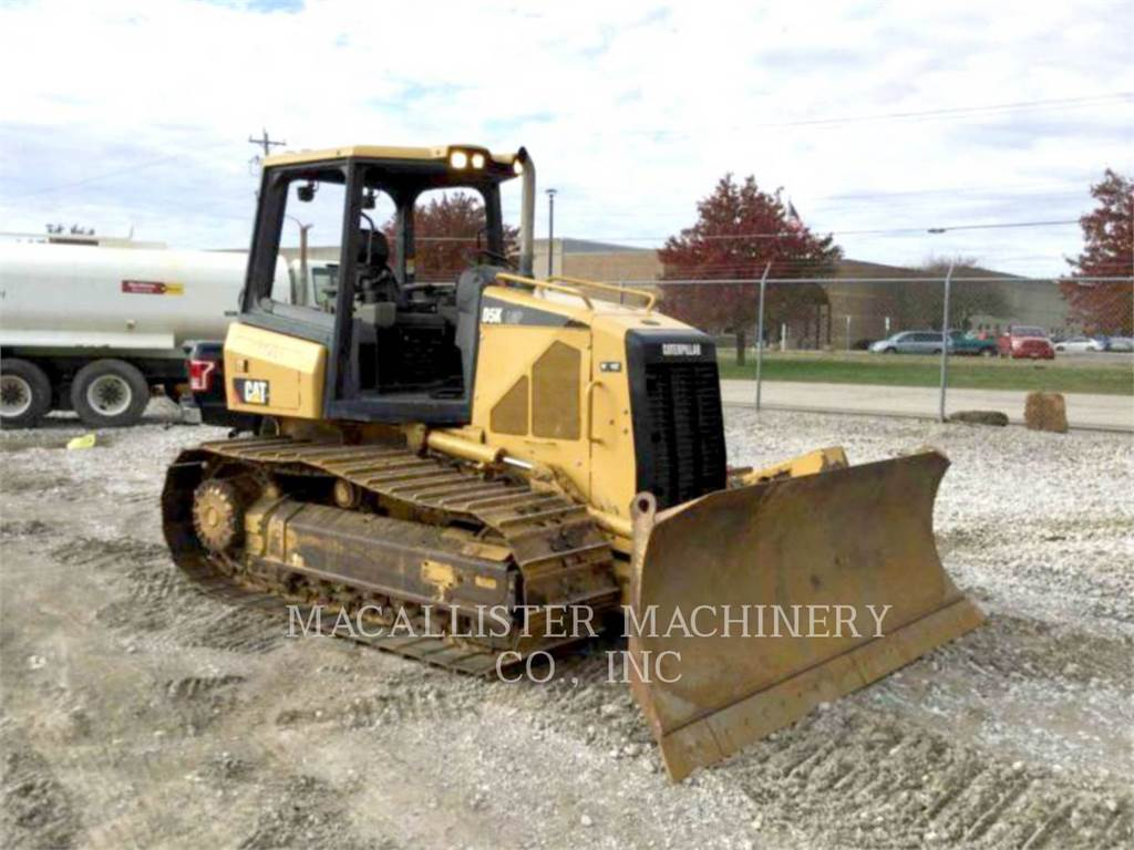 Caterpillar D5KLGP, Dozers, Construction