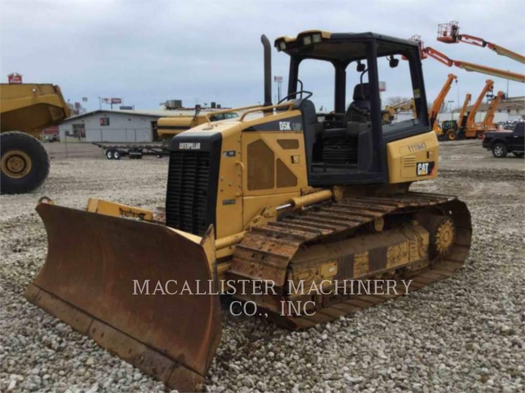Caterpillar D5KLGP, Dozers, Construction